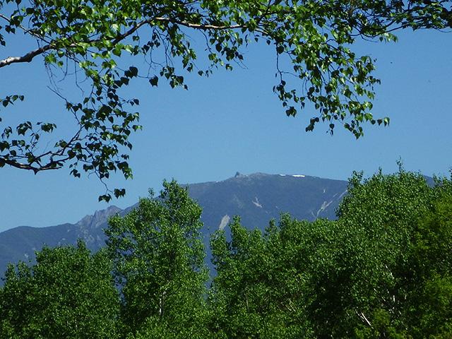 金峰山の五丈岩