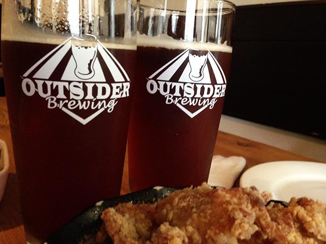 OUTSIDER Brewing(アウトサイダー・ブルーイング)
