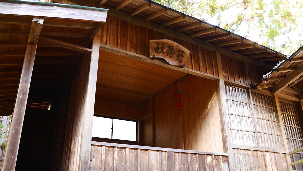 韮崎 山神社