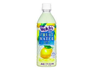 ウェルチ-フルーツウォーターレモン