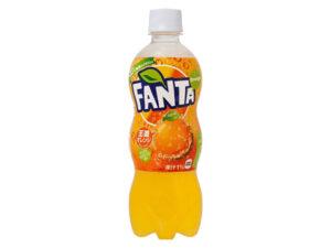 ファンタ-オレンジ
